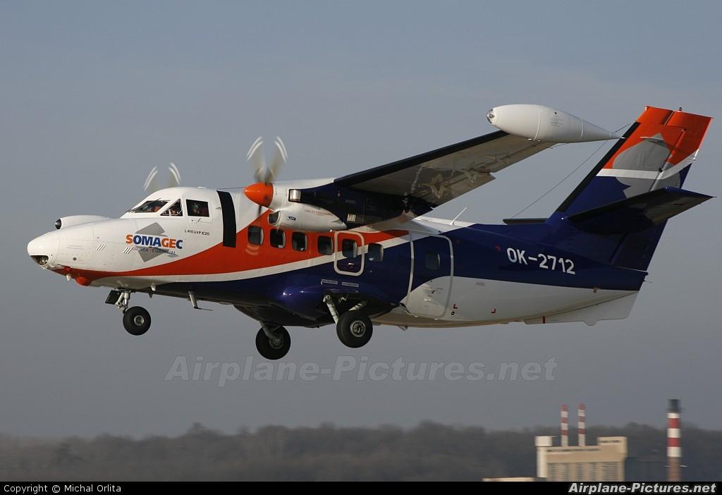 Российско-чешское предприятие Aircraft Industries