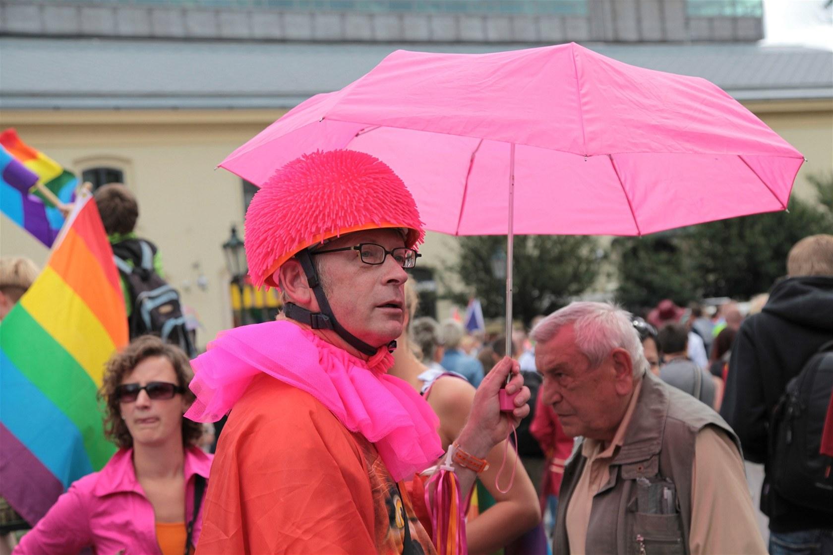CzechTourism планирует привлекать в Чехию туристов-геев