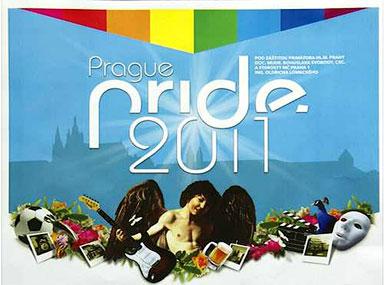 фестиваль сексуальных меньшинств Prague Pride