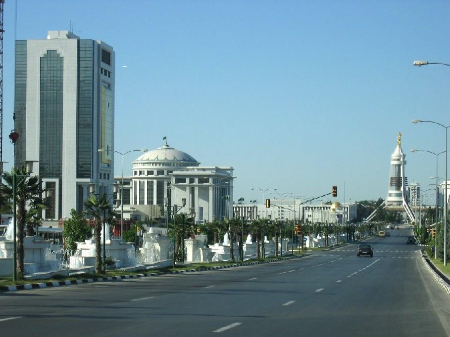 Ашхабаде