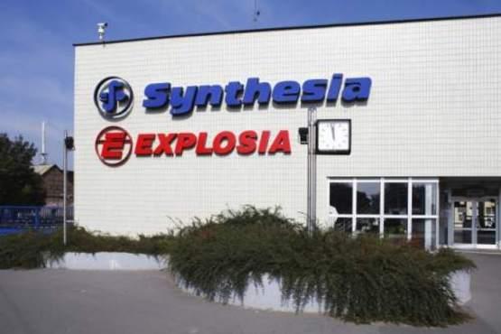 Завод Explosie
