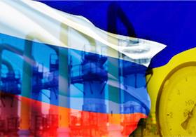 Транспортировка газа из России в Европу