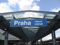 Центральный воклаз Праги