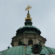 Собор св.Николая Прага