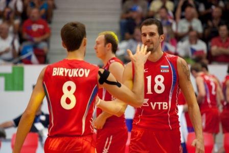 Россия выиграла игру