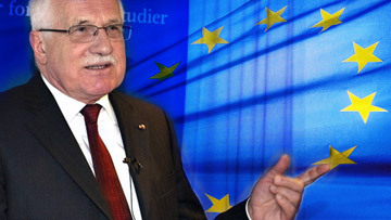 Вацлав Клаус: еврозона – это ошибка