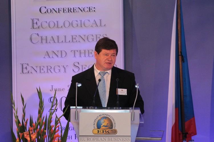 Владимир Ермаков, управляющий и генеральный директор компании Vemex