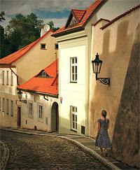 Новый Свет Праги