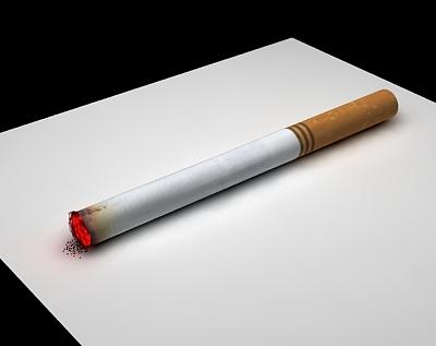В Чехии появятся самогаснущие сигареты