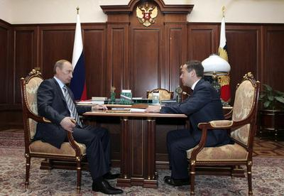 Выдвижение кандидатуры Путина на пост президента Чехию не удивил