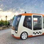 Visitor - такси будущего для Праги
