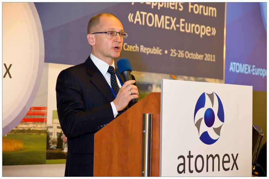 Генеральный директор Государственной корпорации по атомной энергии «Росатом» Сергей Кириенко