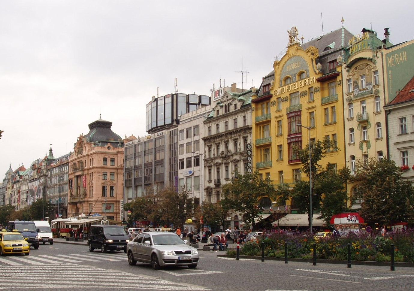Прага распродаёт городское имущество