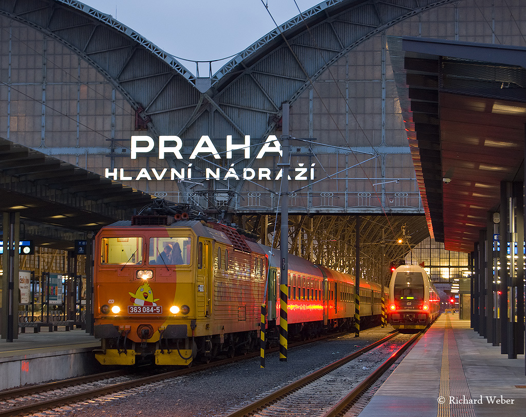 Чешские железные дороги снизят цены на проезд