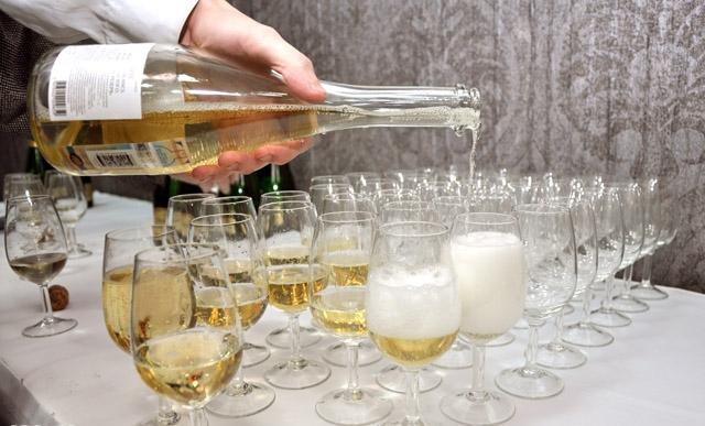 Чешские виноделы добились успеха на конкурсе в Австрии