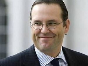 Министр финансов Швации Андерс Борг
