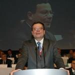 Министр обороны ЧР Александр Вондра