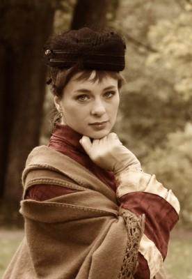 Мария Дмитриева — специалист по русской культуре XIX века