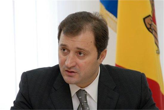 Премьер-министр Молдовы Владимир Филат