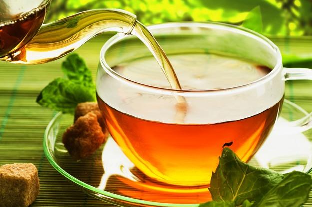 Школа чая в пражском Институте кулинарии