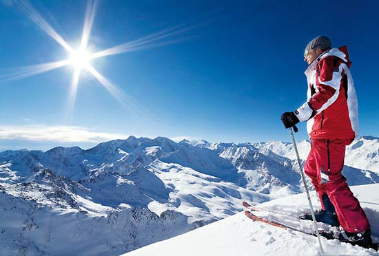 В Крконоших начался горнолыжный сезон