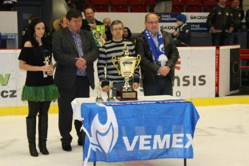 Первый хоккейный турнир на приз компании Vemex - Vemex Cup