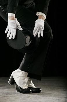 Чаплин в юбке