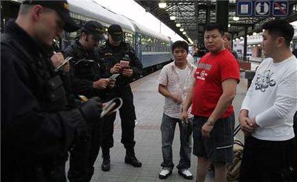 Наказание за нелегально работающих иностранцев ужесточится