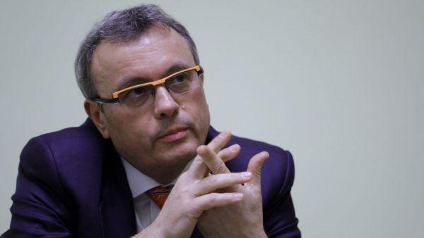 Владимир Длоуги бывший министр промышленности ЧР