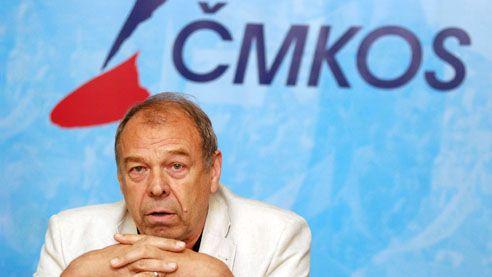 Глава профсоюза ?MKOS Ярослав Завадил