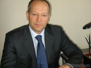 Заместитель губернатора Мурманской области Александр Черечеча