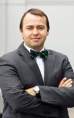 Бывший глава ?koda Auto Россия Петр Янеба