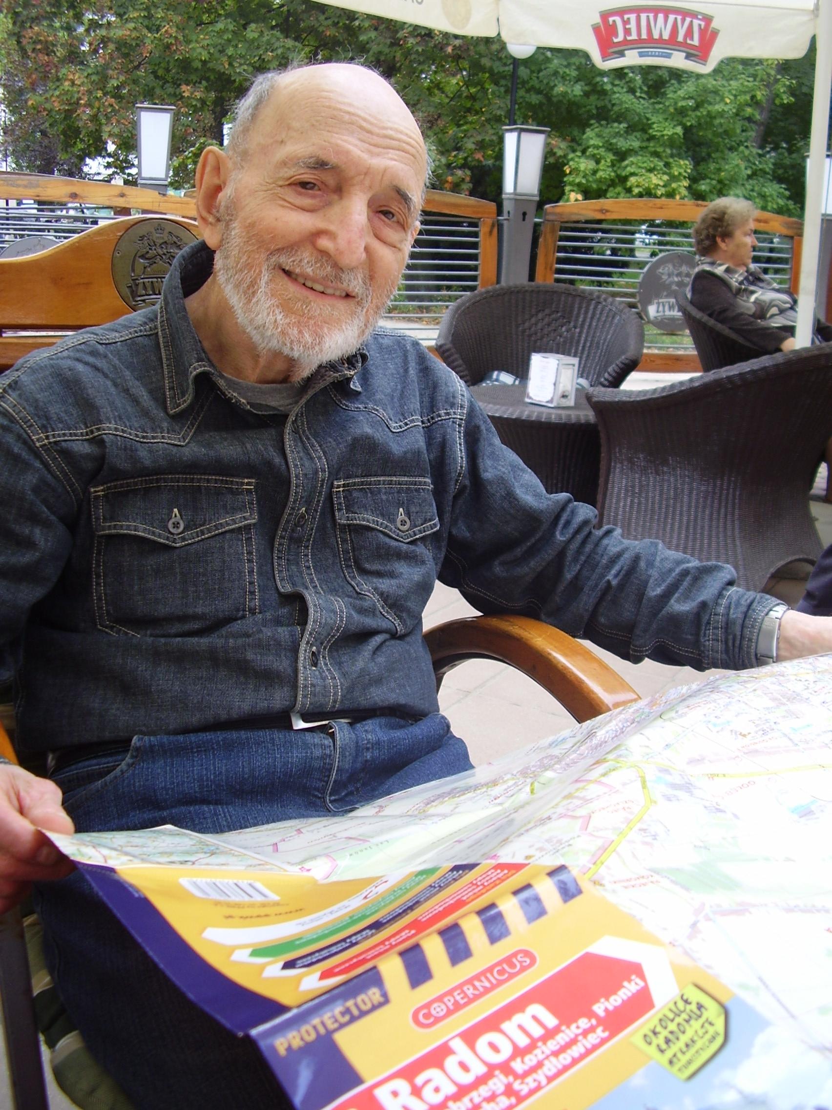 Александр Ильич Левиков