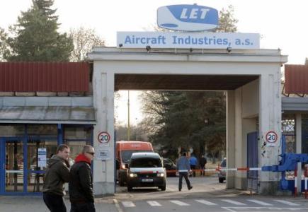 На заводе Aircraft Industries расстреляны члены правления фирмы
