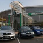 Автомобили ?koda будут продавать с кузовами украинского производителя