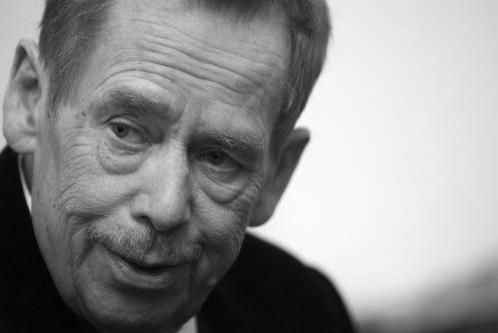 Умер Вацлав Гавел