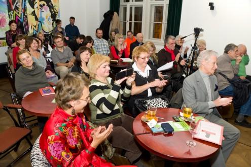 Русско-чешский поэтический вечер