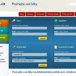 Новый чешский портал о лекарствах