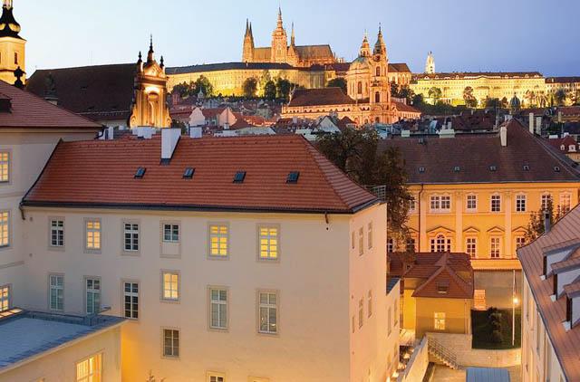 Отели Чехии готовятся к православному Рождеству