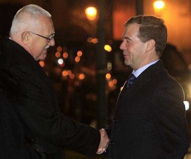 Дмитрий Медведев подпишет в Праге ряд двусторонних соглашений