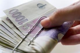 Средняя зарплата в Чехии составляет 24 089 крон