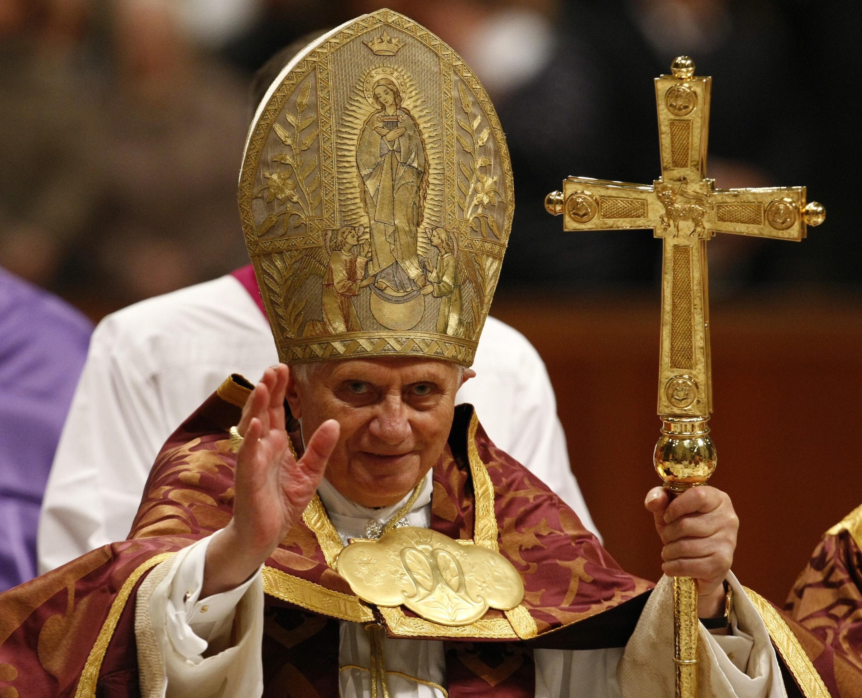 Папа Римский осудил коммерциализацию Рождества