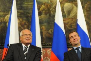 Чехия и Россия подписали контракты на 54 миллиарда крон