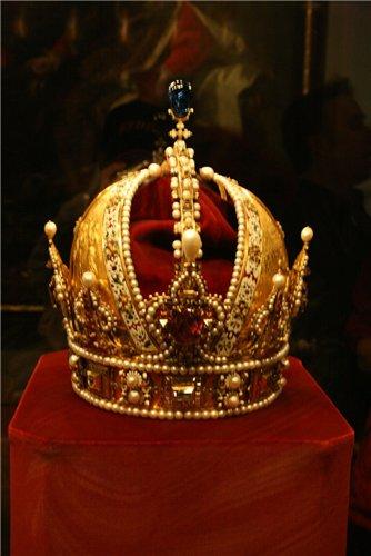 Сокровища дома Романовых будут представлены в Праге