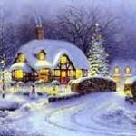Божий дар принимает чешскую рождественскую почту