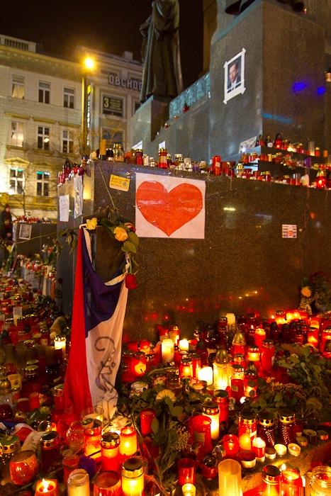 В Чехии объявлен трёхдневный траур. Фото: Илья Ткач