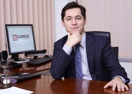 Директор компании «Лукойл» по странам Центральной Европы Булат Субаев
