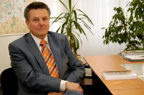 Чешский учёный Станислав Фишер