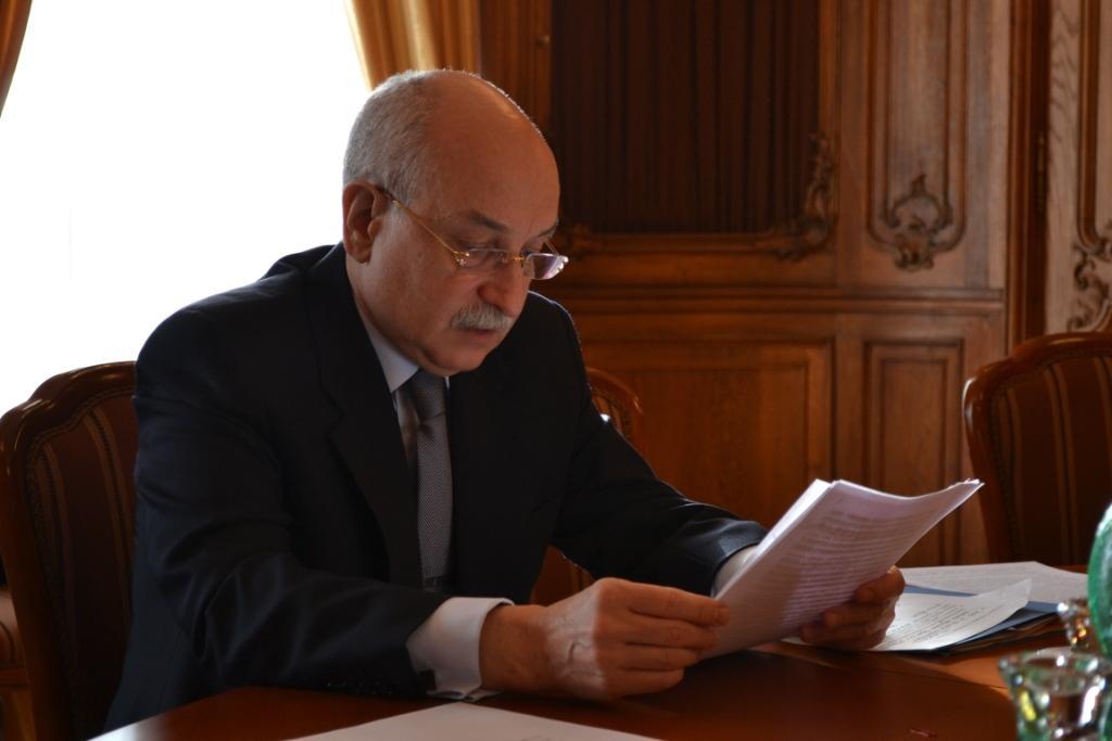 Посол Российской Федерации Сергей Киселев