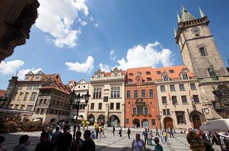 В прошлом году в Чехии побывало более полумиллиона россиян
